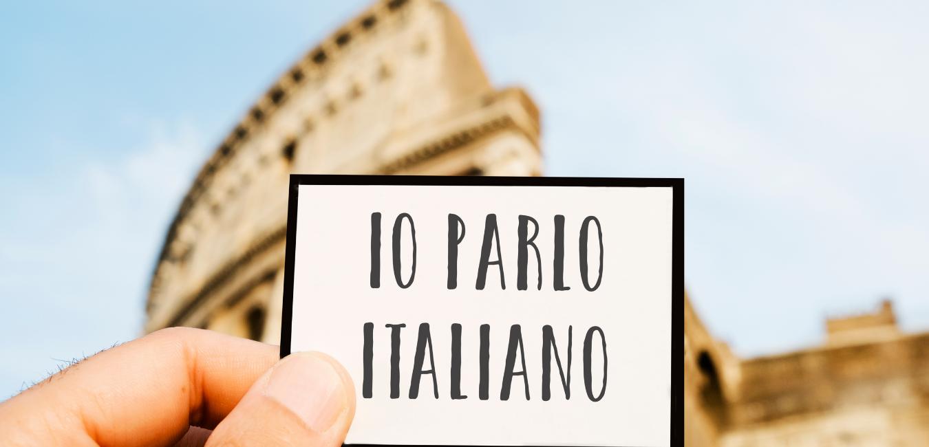 CURSOS DE LENGUA ITALIANA PARA FINES ESPECÍFICOS